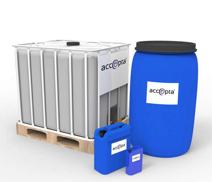 Accepta - The Water Treatment Product Company | Chemicals