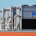 cooling water treatment on marine vessels