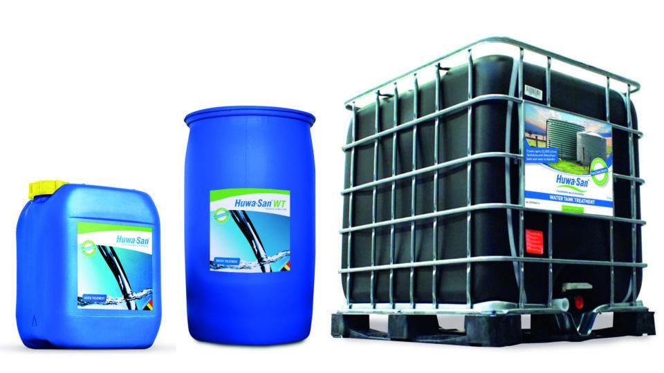 Accepta Huwa-San - Eco-Friendly Hydrogen Peroxide & Silver Synergised  Biocide